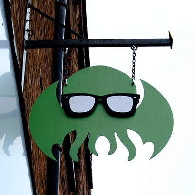 Hanging Shop Sign